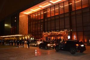 Fachada do Clube Monte Líbano, onde foi realizada a entrega dos prêmios – Foto: Divulgação/Secovi/Fiabci