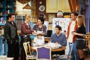Friends: apartamento onde viviam um barista e um chef era um 'palácio' de 2 quartos